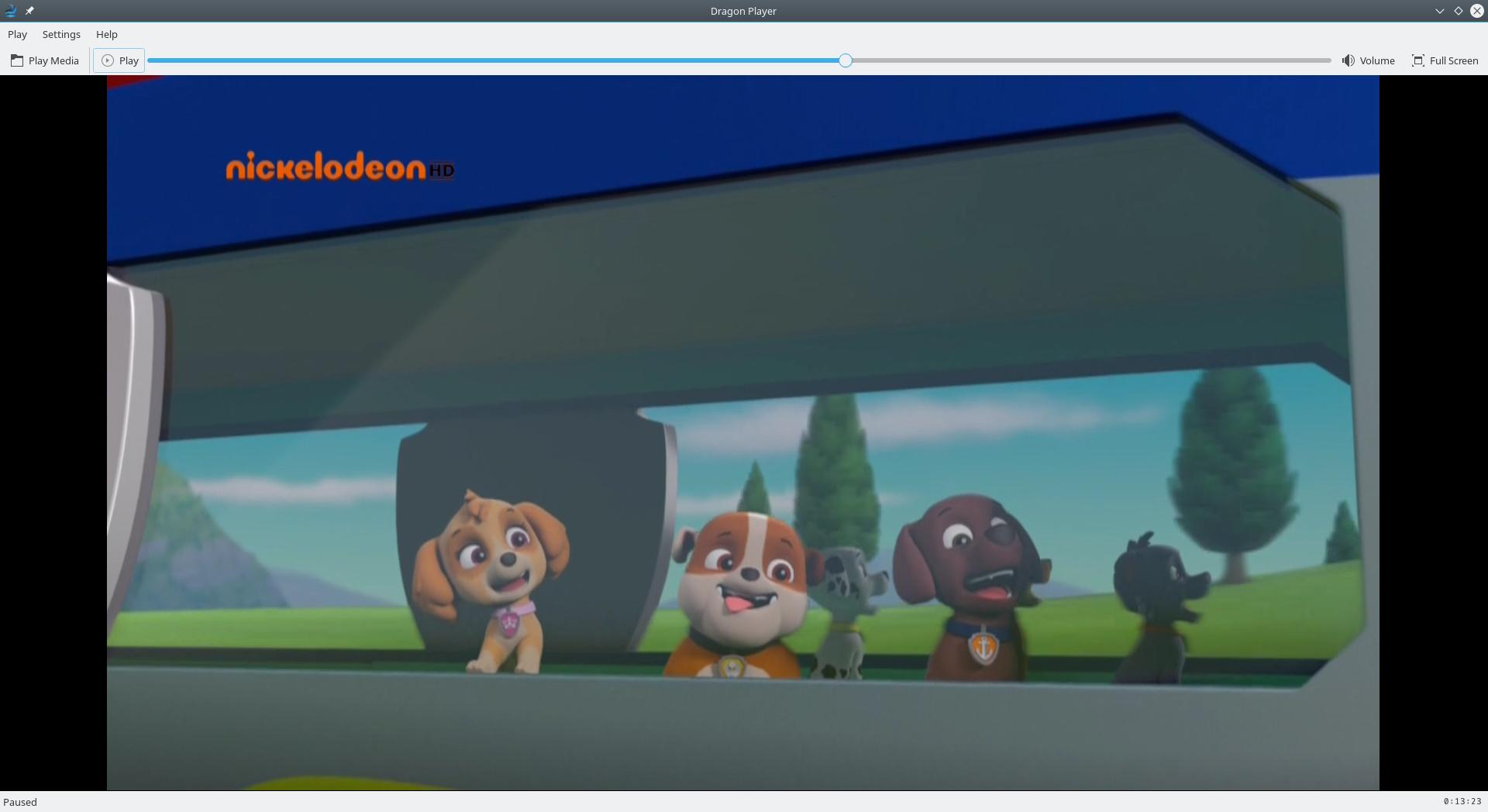 Dragon Player - KDE.org