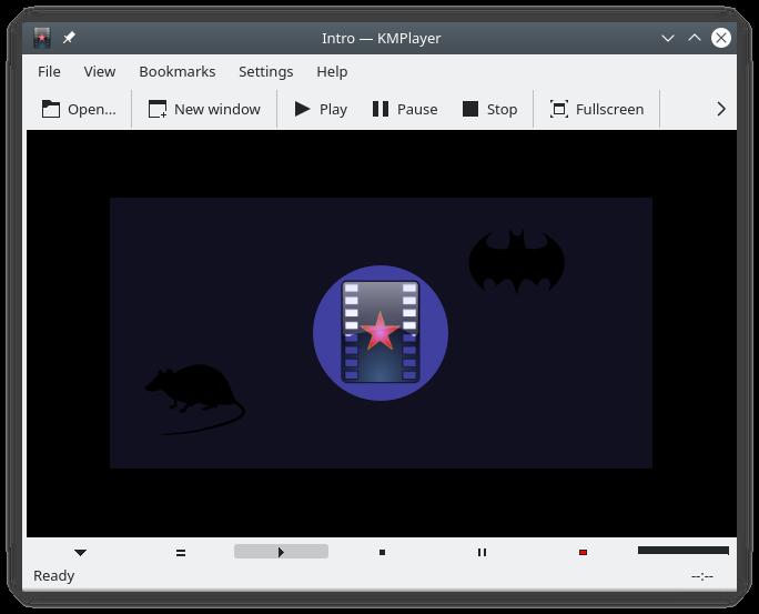 KDE - KMPlayer - Media Player
